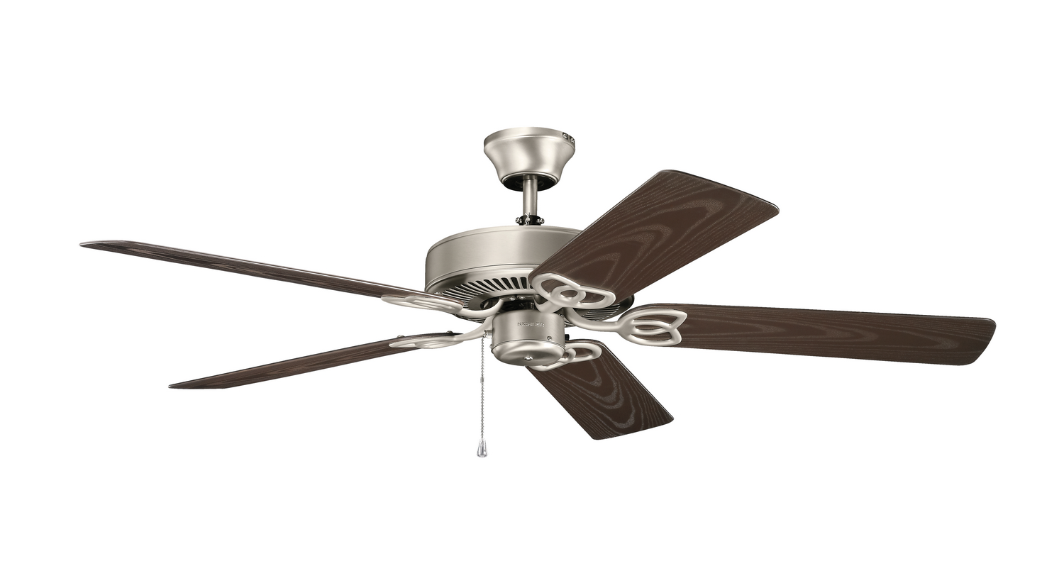 52 inchCeiling Fan from the Basics collection by Kichler 401NI
