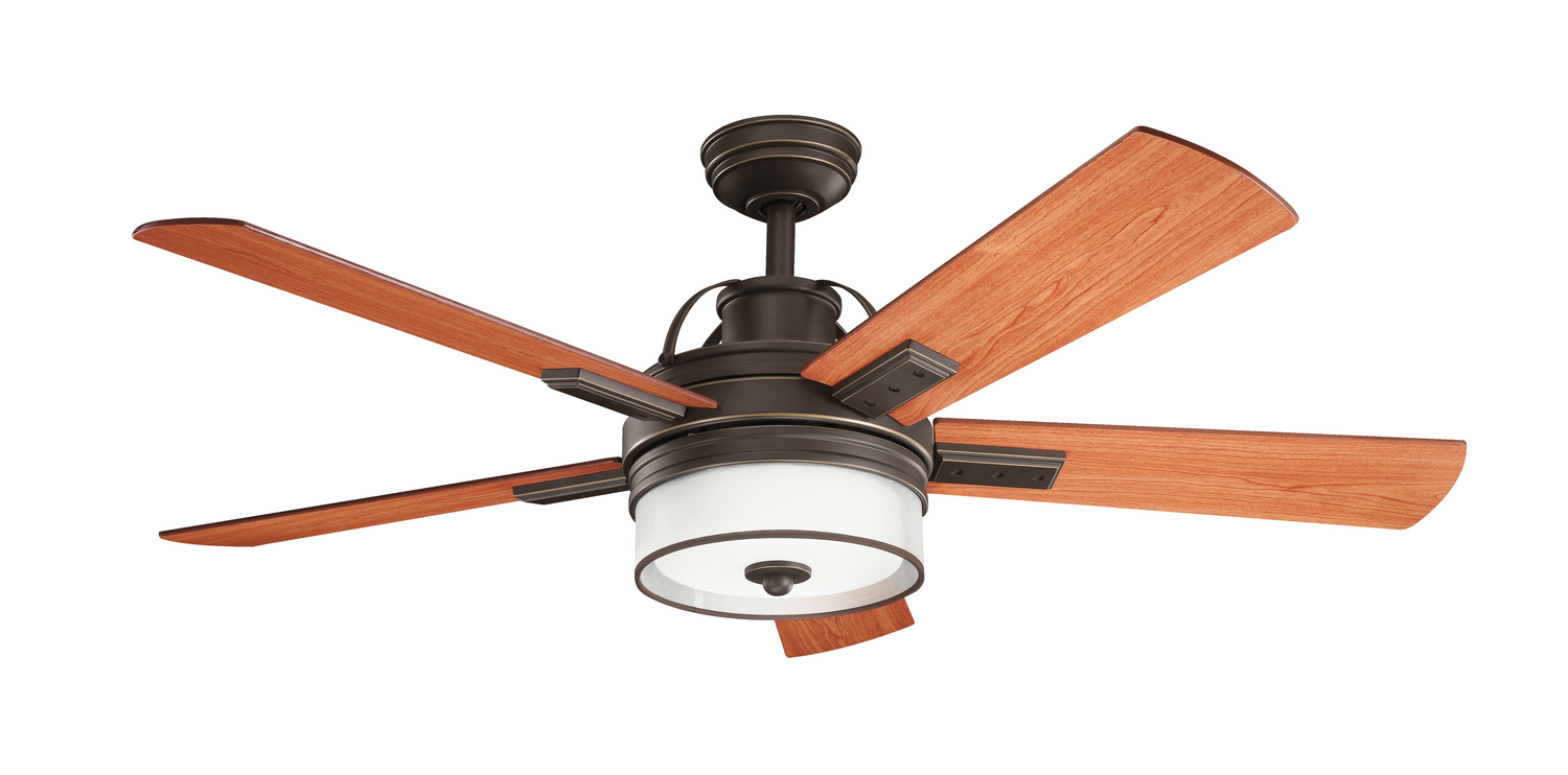 52 inchCeiling Fan from the II collection by Kichler 300024OZ