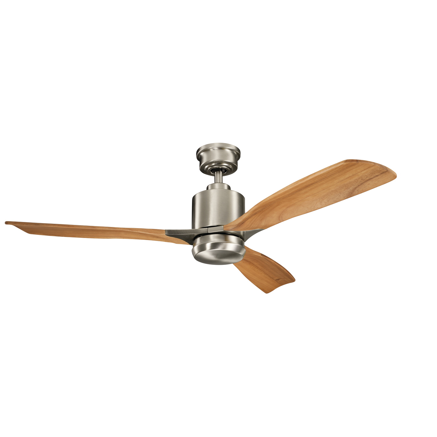 52 inchCeiling Fan from the Ridley II collection by Kichler 300027BSS