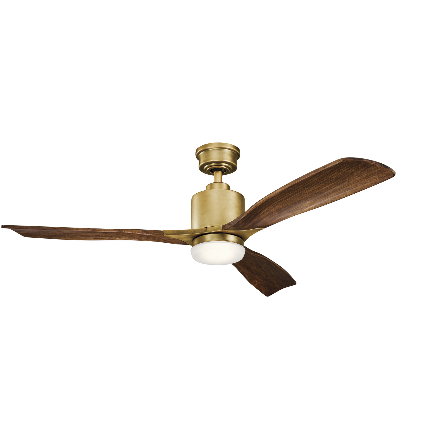 52 inchCeiling Fan from the Ridley II collection by Kichler 300027NBR