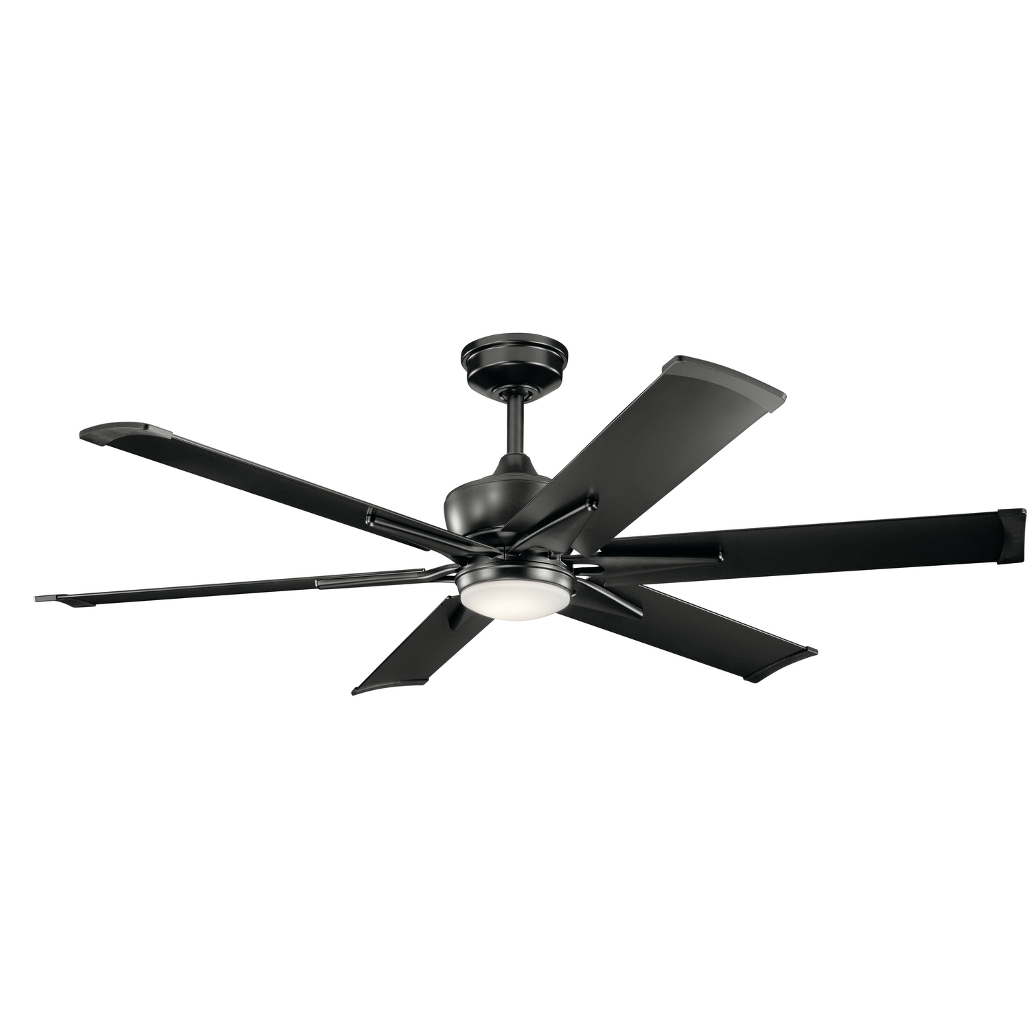 60 inchCeiling Fan from the Szeplo Patio collection by Kichler 300300SBK