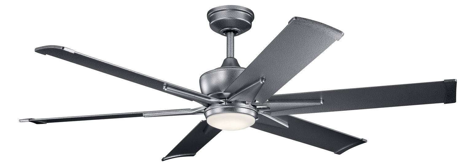 60 inchCeiling Fan from the Szeplo Patio collection by Kichler 300300WSP
