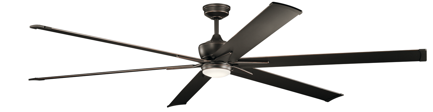 96 inchCeiling Fan from the Szeplo Patio collection by Kichler 300302OZ