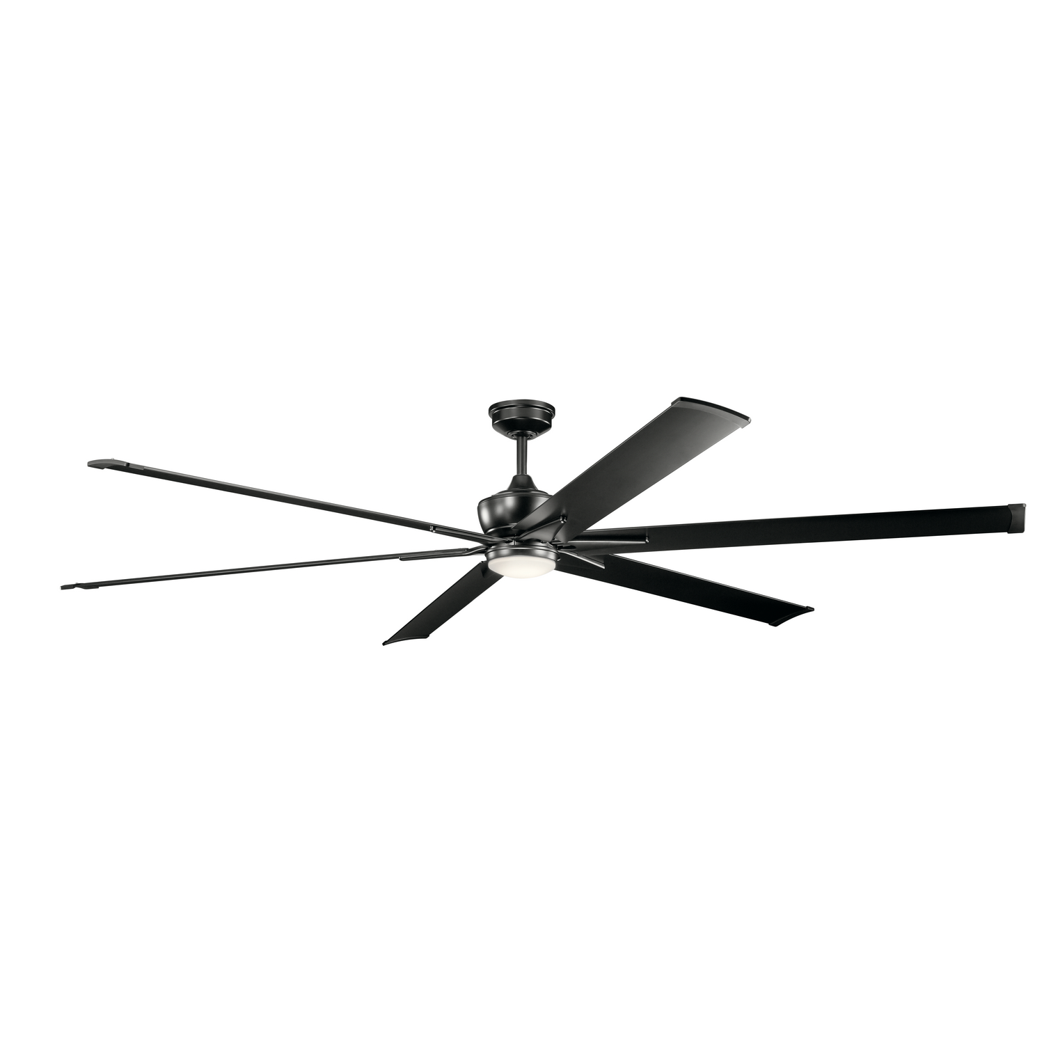 96 inchCeiling Fan from the Szeplo Patio collection by Kichler 300302SBK