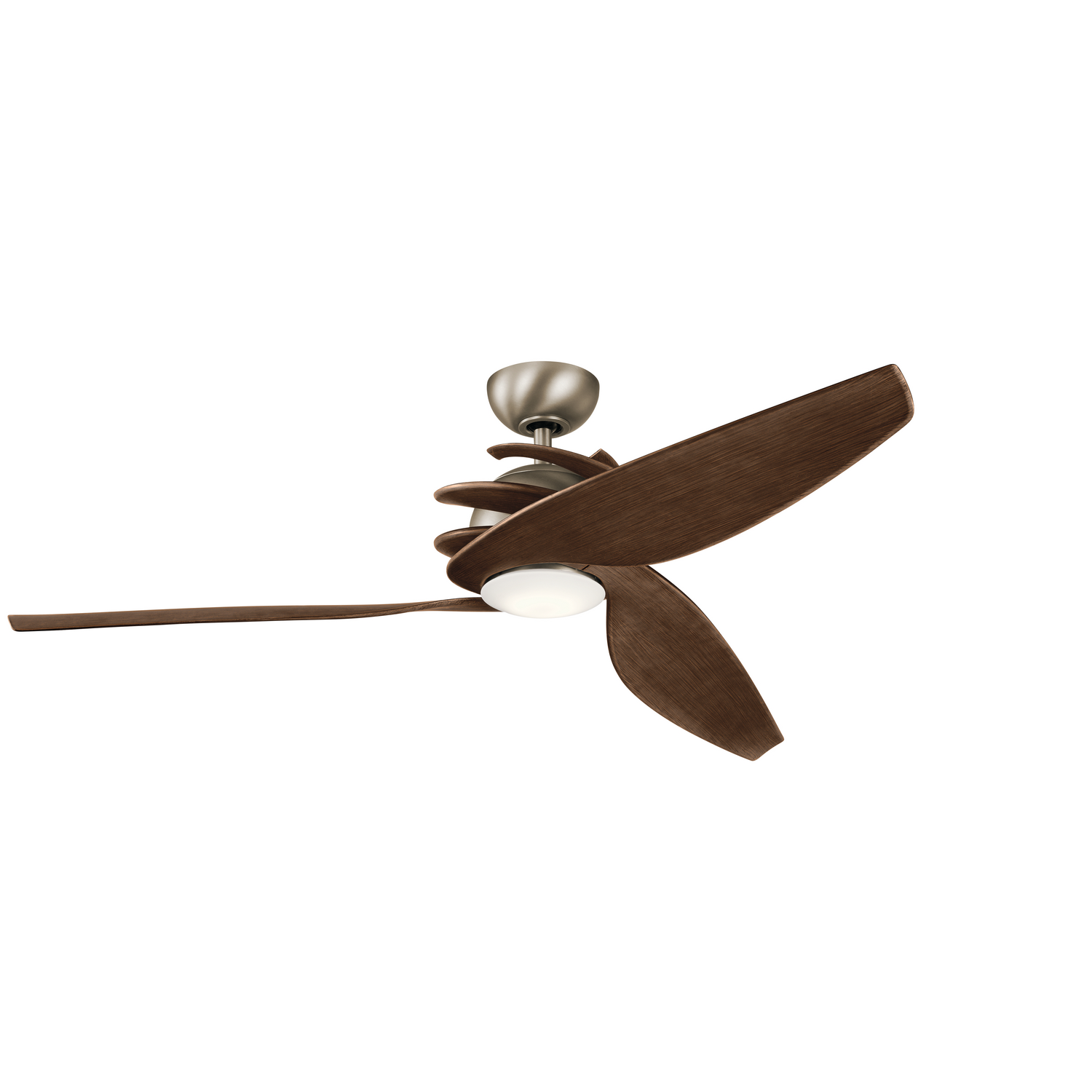 62 inchCeiling Fan from the Spyra collection by Kichler 300700AP
