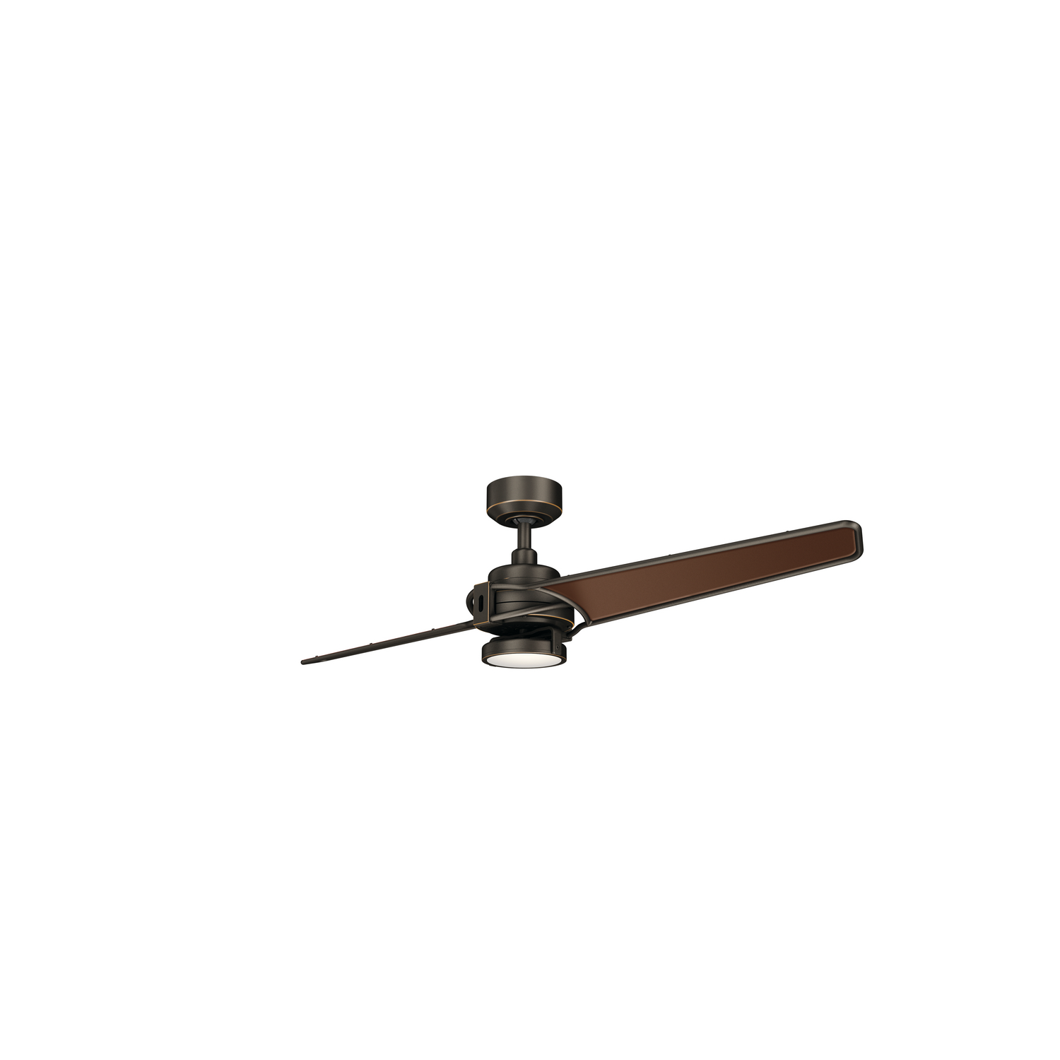 56 inchCeiling Fan from the Xety collection by Kichler 300702OZ