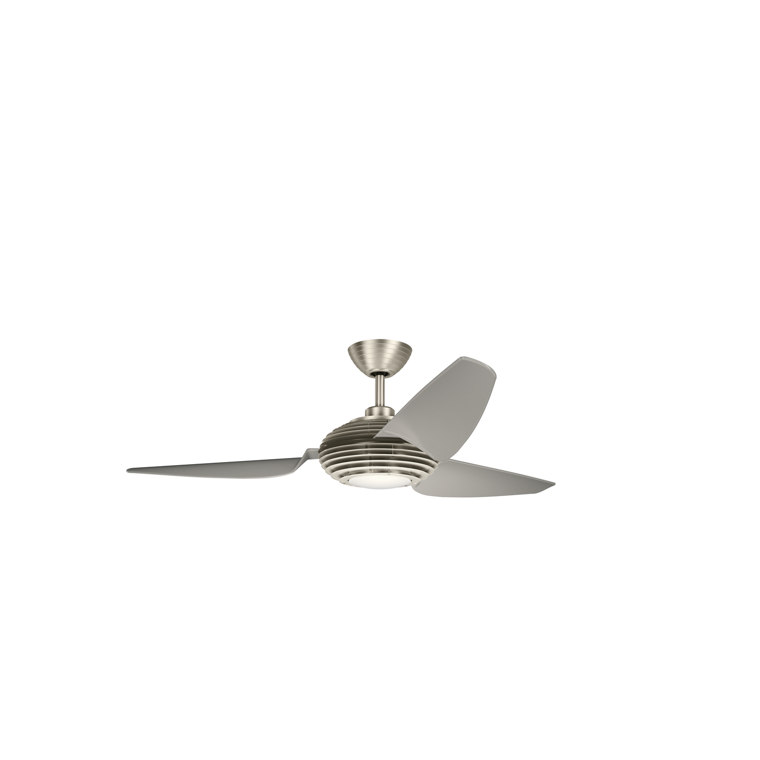 60 inchCeiling Fan from the Voya collection by Kichler 300706BSS