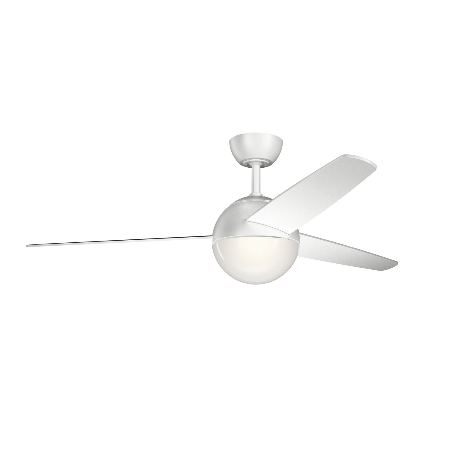 56 inchCeiling Fan from the Bisc collection by Kichler 300710MWH
