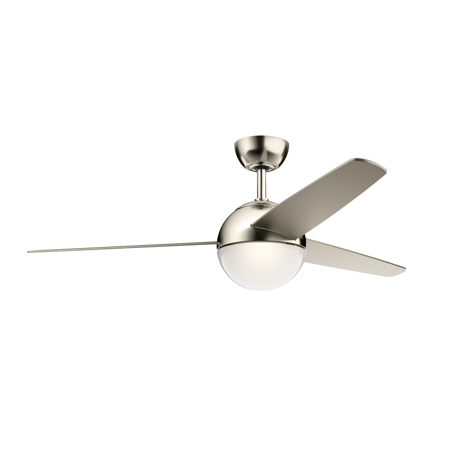 56 inchCeiling Fan from the Bisc collection by Kichler 300710PN