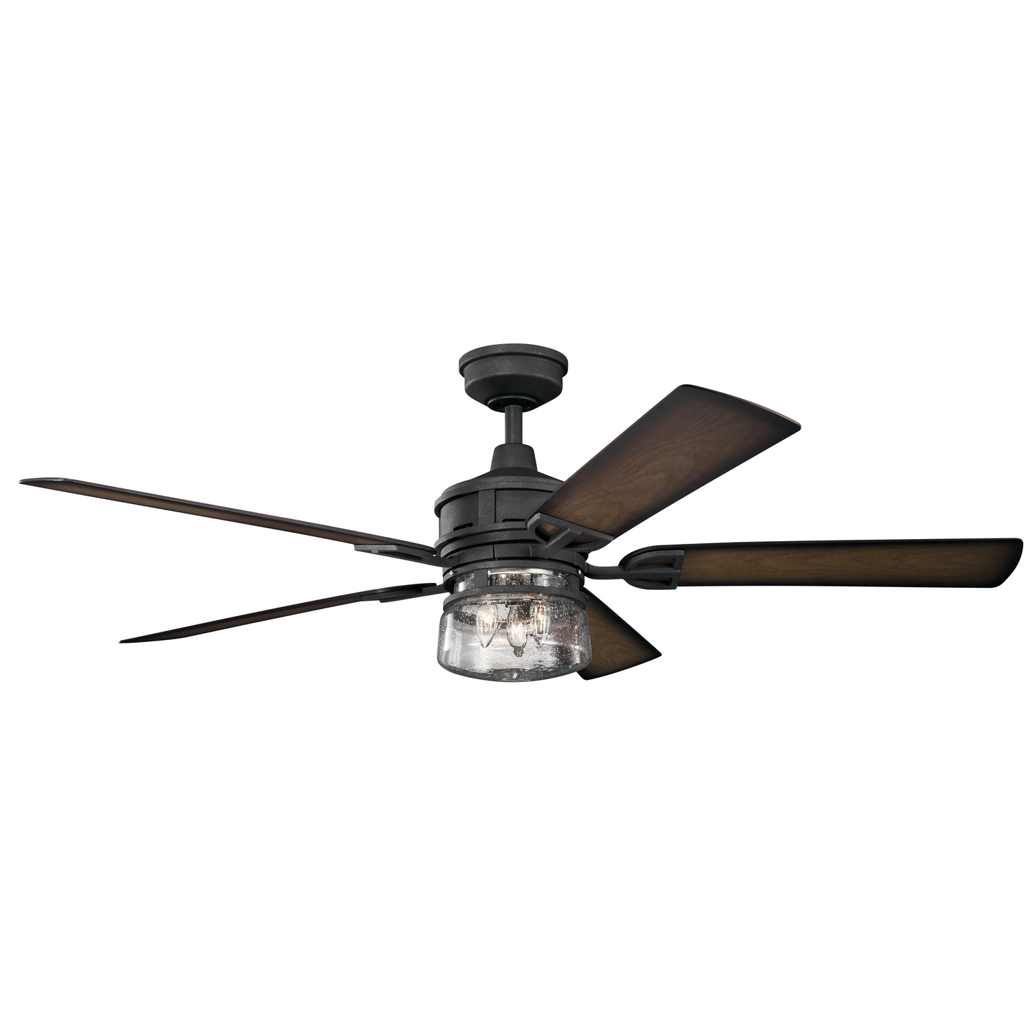 60 inchCeiling Fan from the Patio collection by Kichler 310140DBK