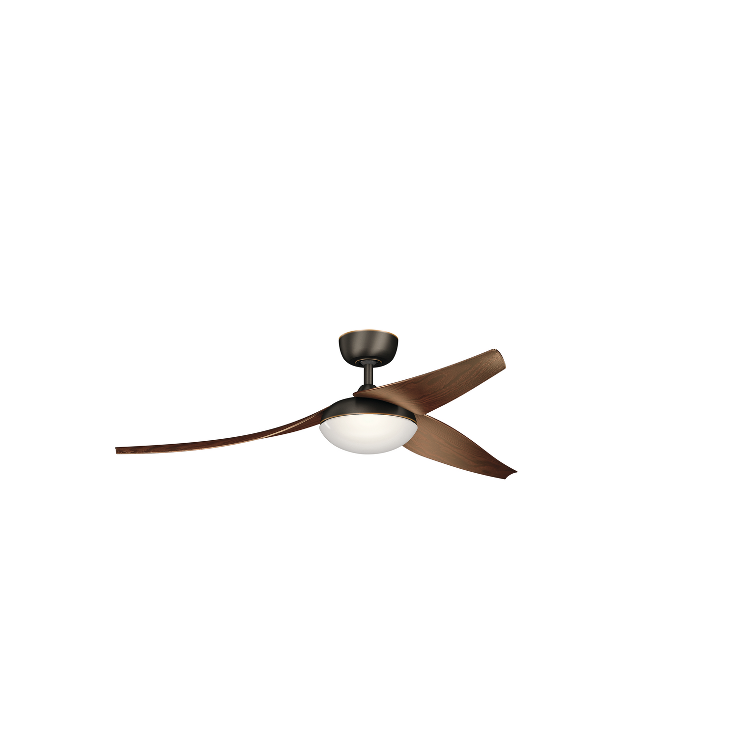 60 inchCeiling Fan from the Flyy collection by Kichler 310700OZ