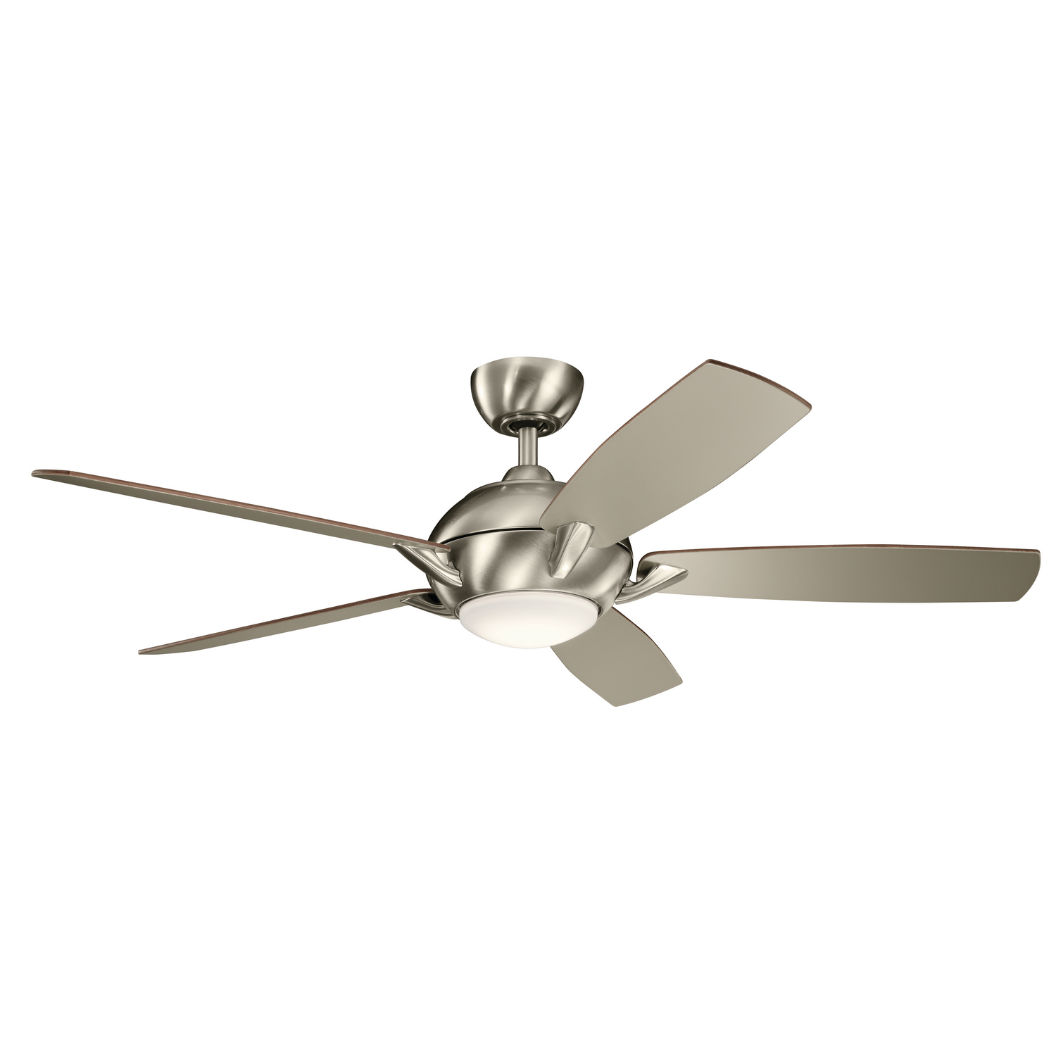 54 inchCeiling Fan from the Geno collection by Kichler 330001BSS
