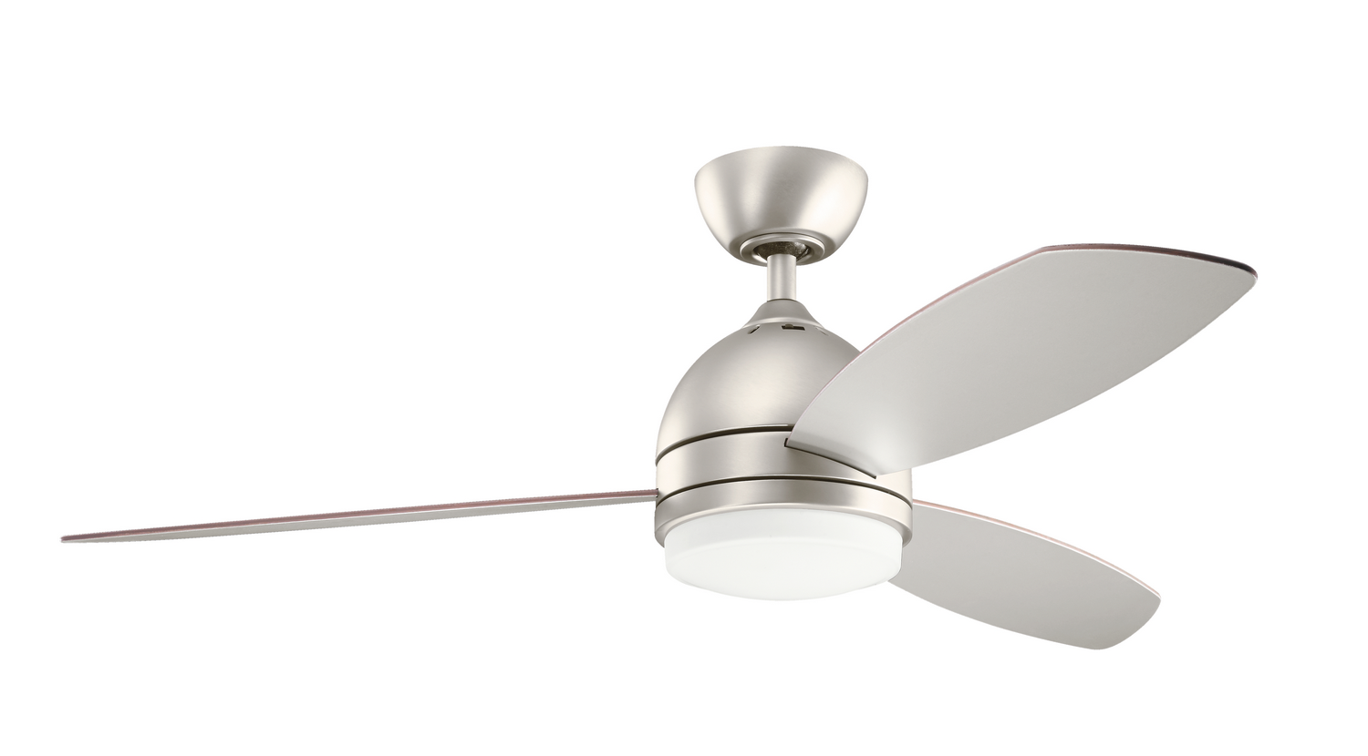 52 inchCeiling Fan from the Vassar collection by Kichler 330002NI