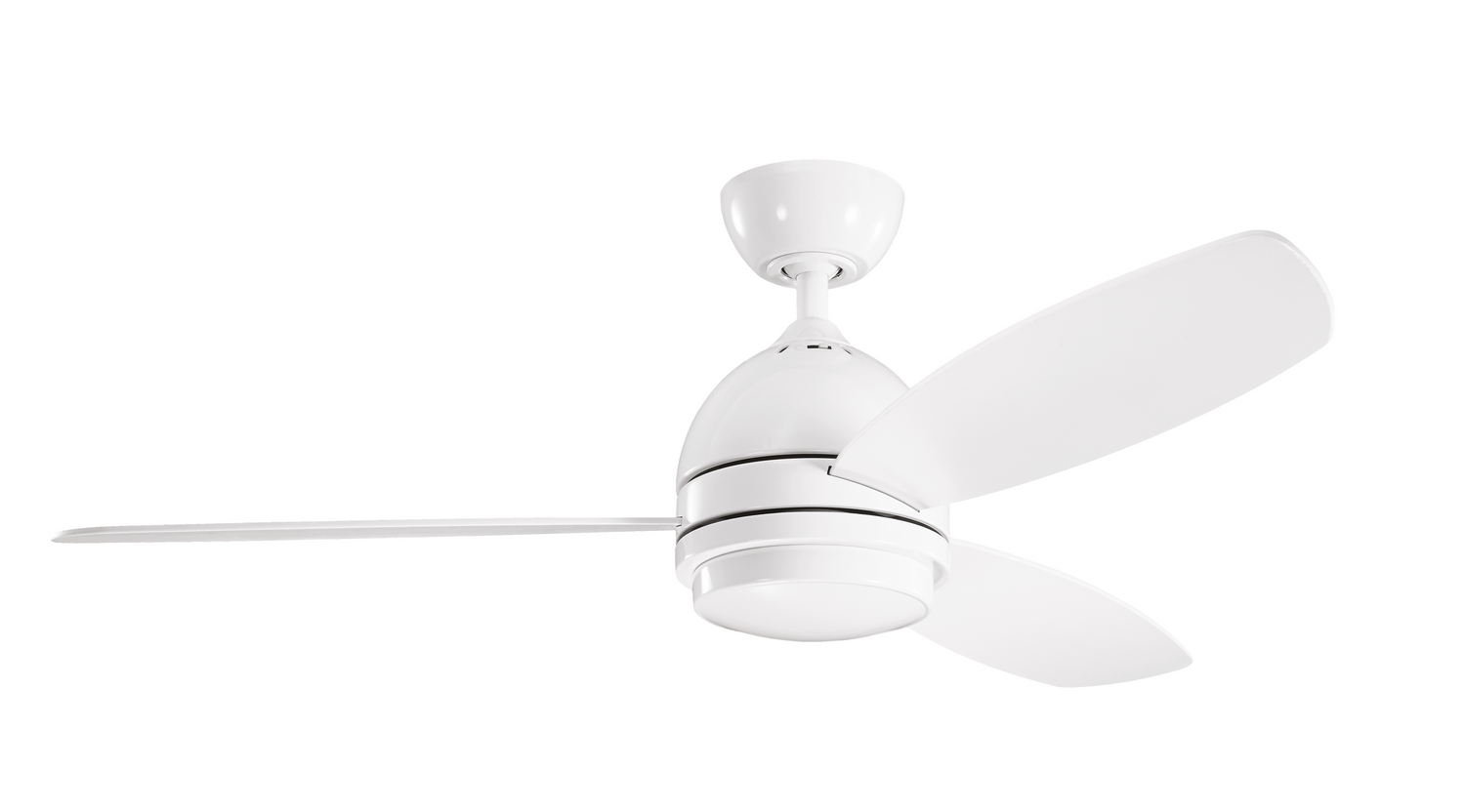 52 inchCeiling Fan from the Vassar collection by Kichler 330002WH