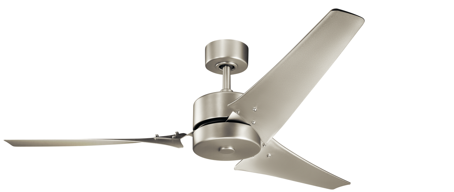 60 inchCeiling Fan from the Motu collection by Kichler 330010NI