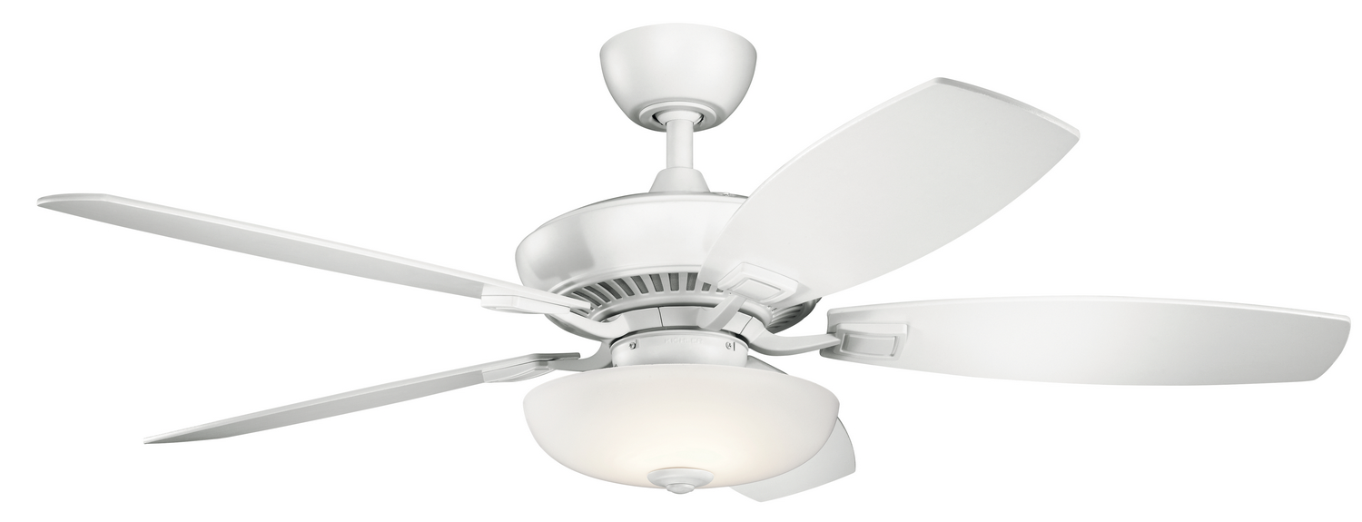 52 inchCeiling Fan from the Canfield Pro collection by Kichler 330013MWH