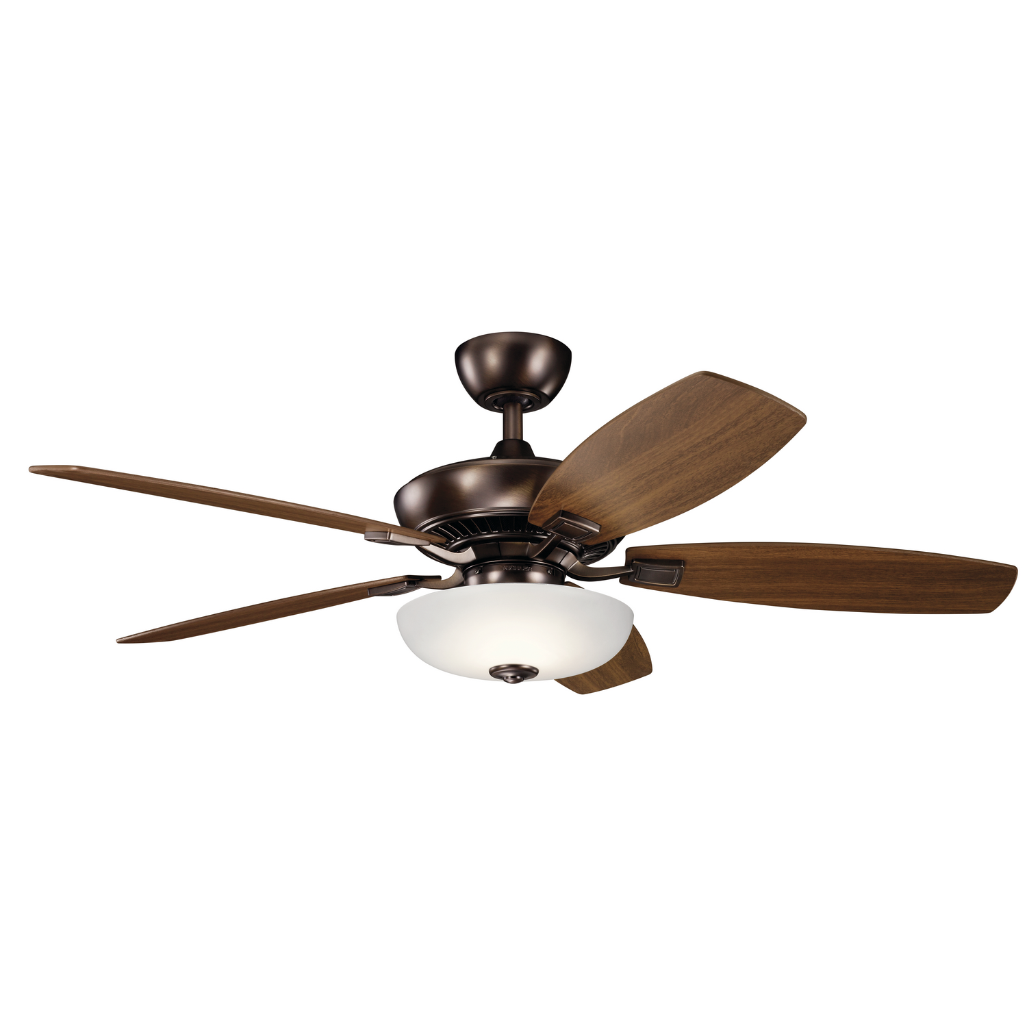 52 inchCeiling Fan from the Canfield Pro collection by Kichler 330013OBB