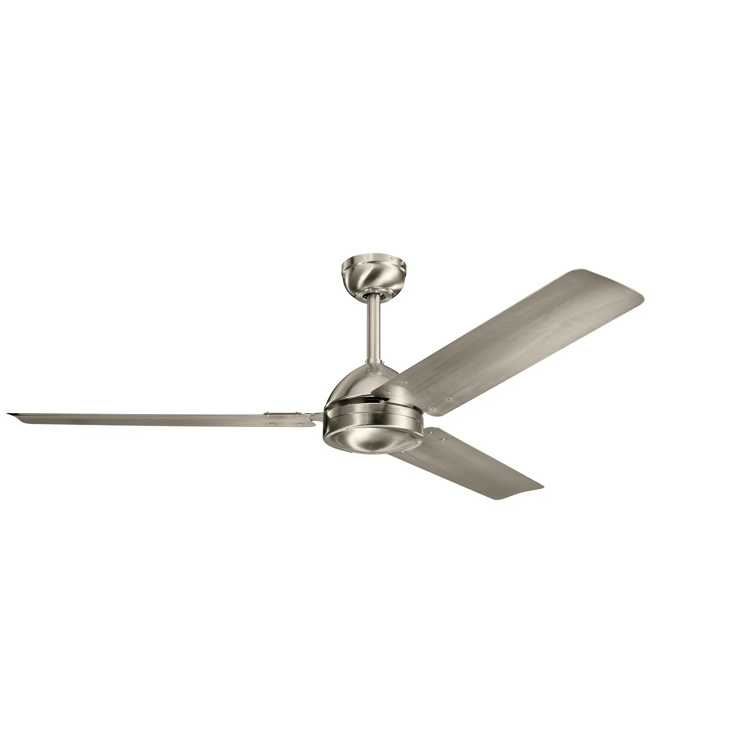 56 inchCeiling Fan from the Todo collection by Kichler 330025BSS