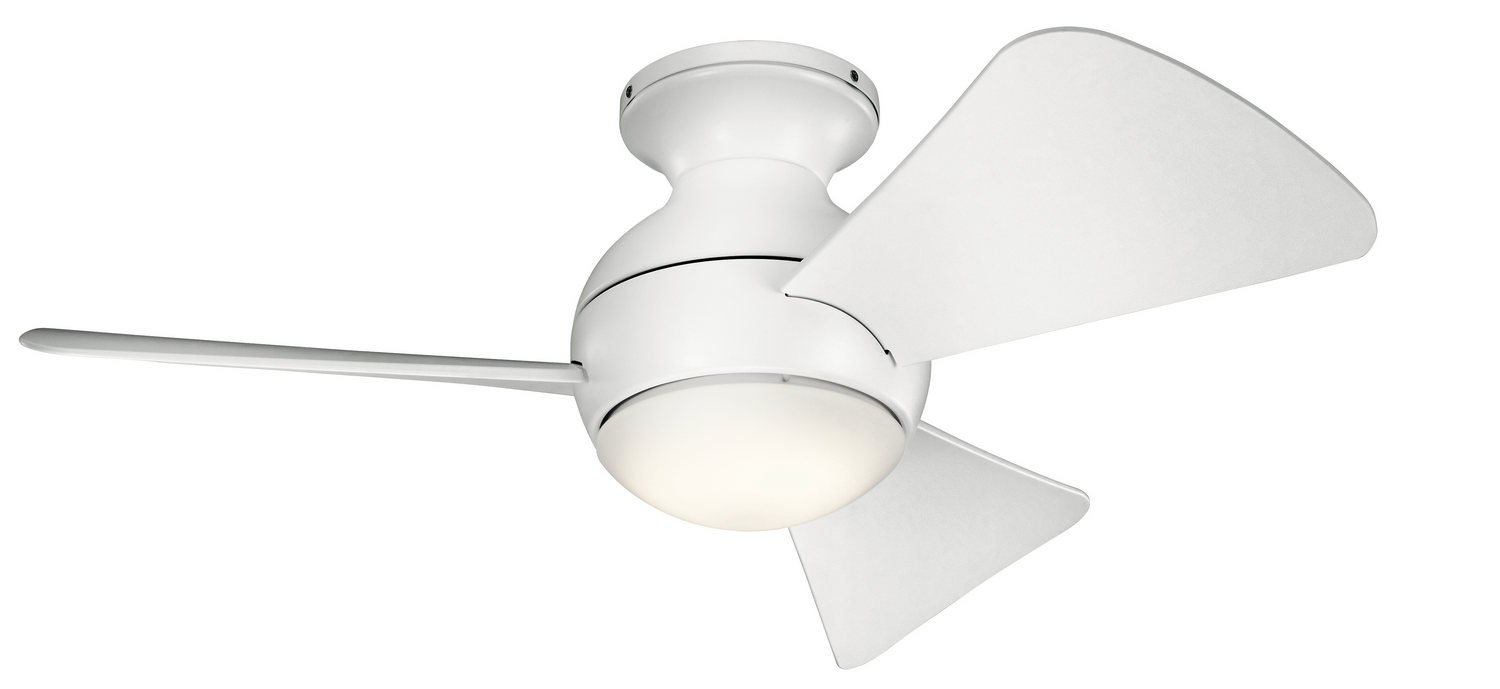 34 inchCeiling Fan from the Sola collection by Kichler 330150MWH