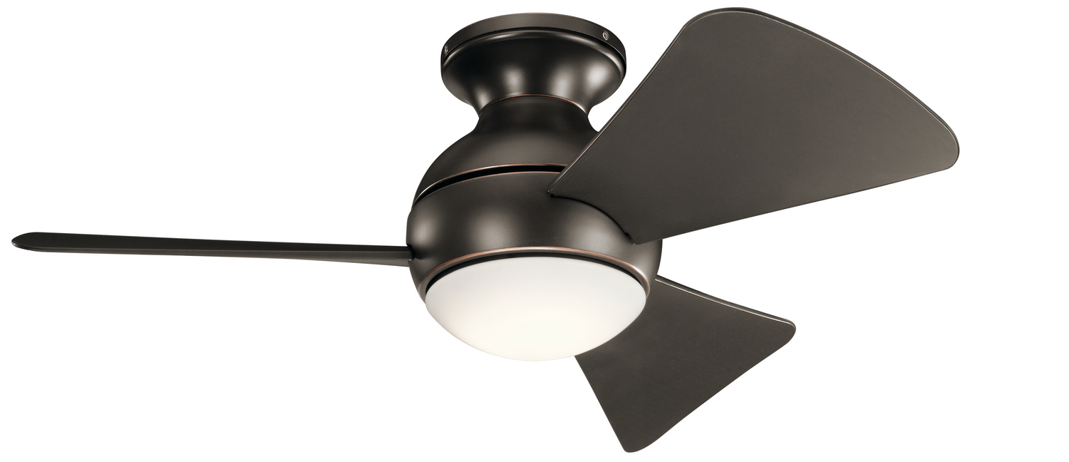 34 inchCeiling Fan from the Sola collection by Kichler 330150OZ