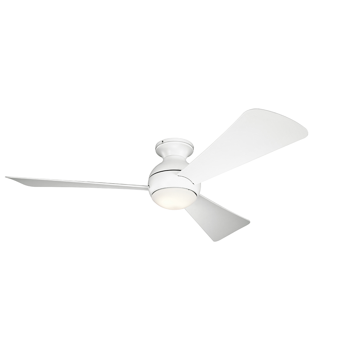 54 inchCeiling Fan from the Sola collection by Kichler 330152MWH
