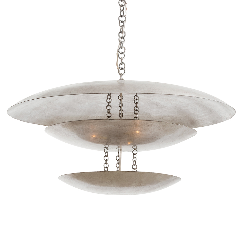 Eight Light Chandelier from the Florko collection by Arteriors 82000