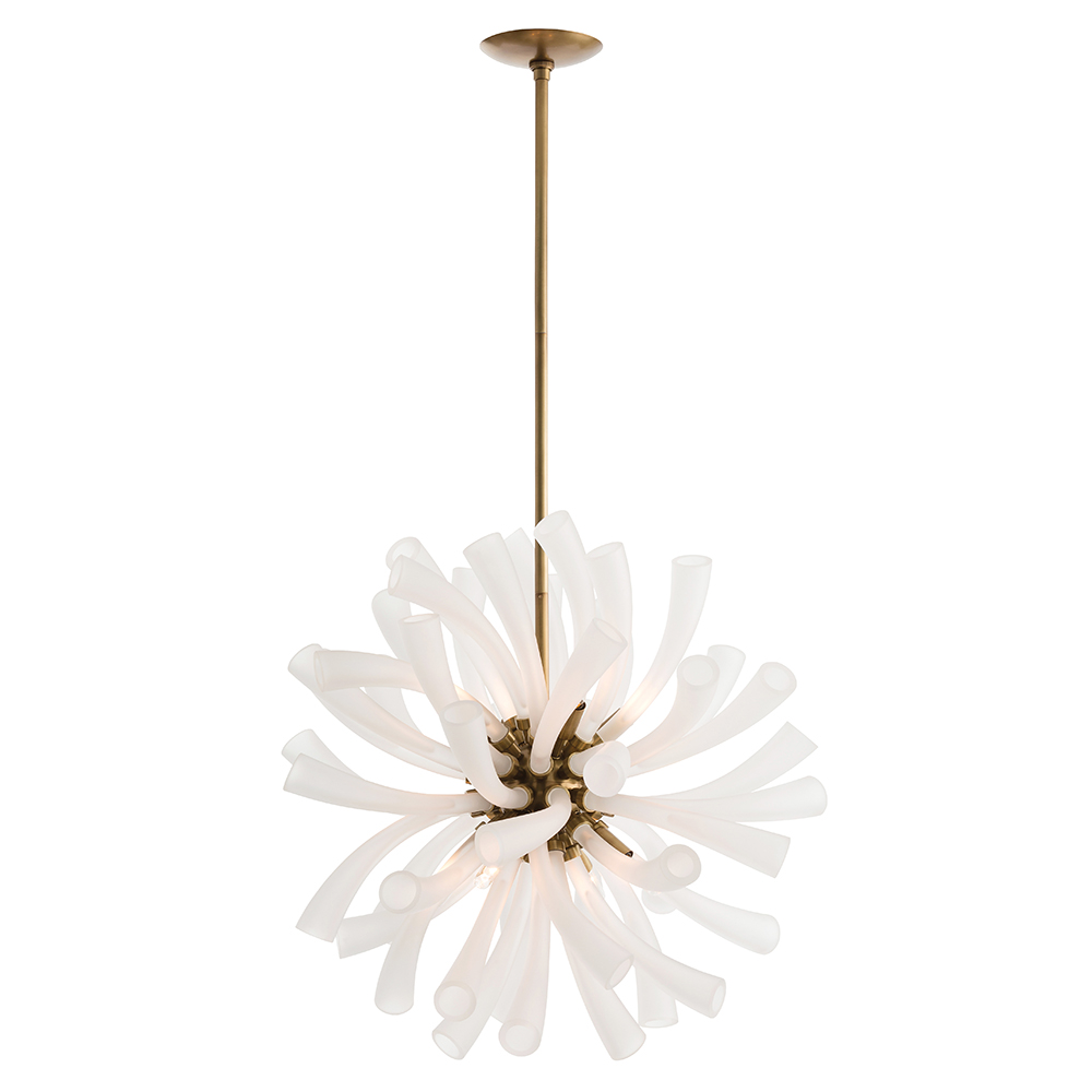 Eight Light Chandelier from the Emmy collection by Arteriors 89049