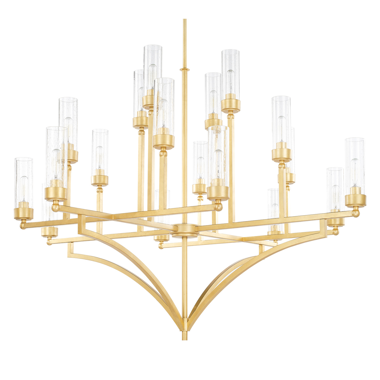 18 Light Chandelier from the Regan collection by Capital Lighting 419402CG 417