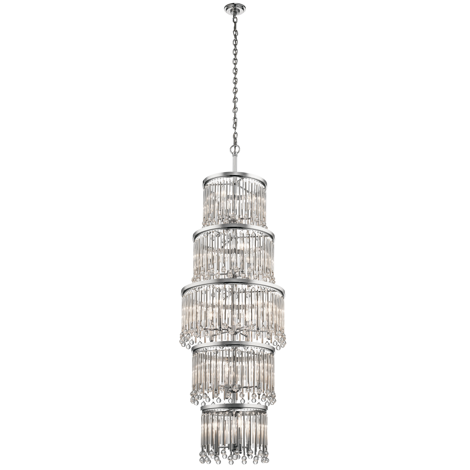 18 Light Chandelier from the Piper collection by Kichler 43758CH