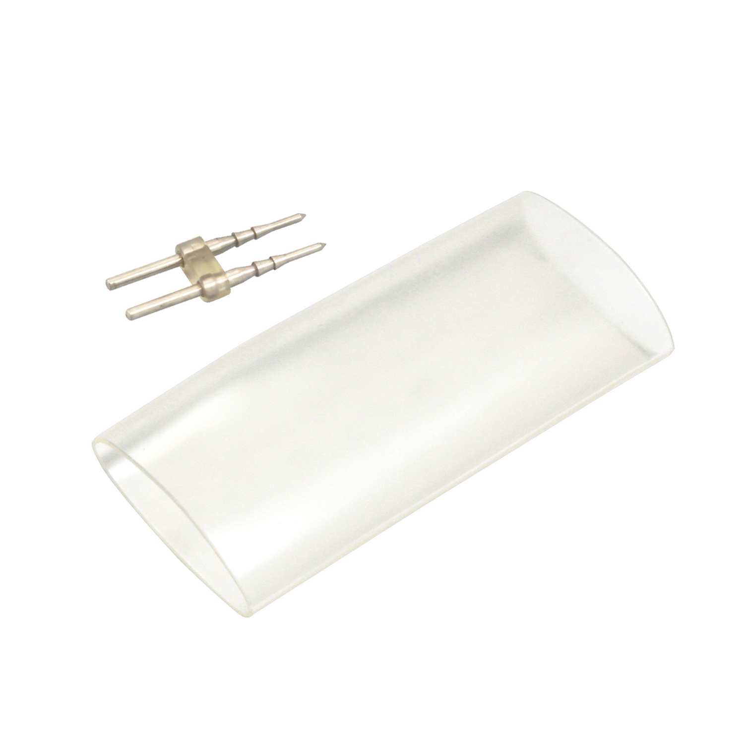Connectors from the Polar Neon Flex collection by American Lighting MINI P2 NF INVS