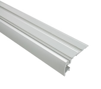 Anti Slip Step Extrusion For Riser Lighting from the Extrusion collection by American Lighting PE STEP 1M