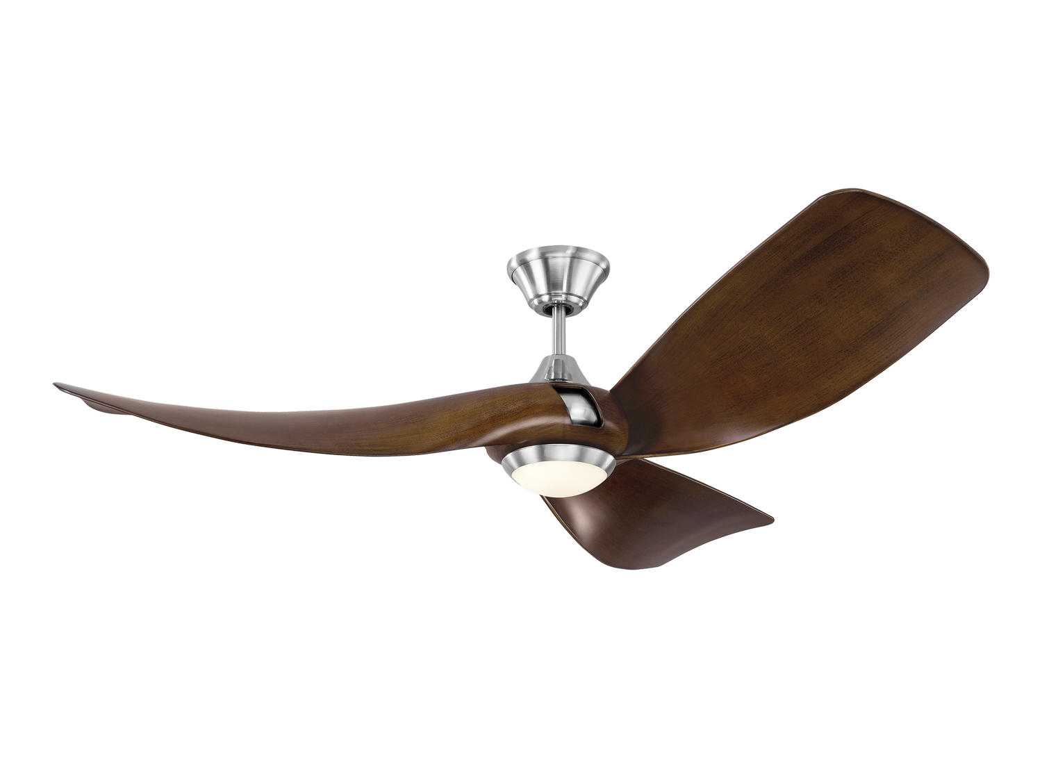 56 inchCeiling Fan from the Melody collection by Monte Carlo 3MER56BSD