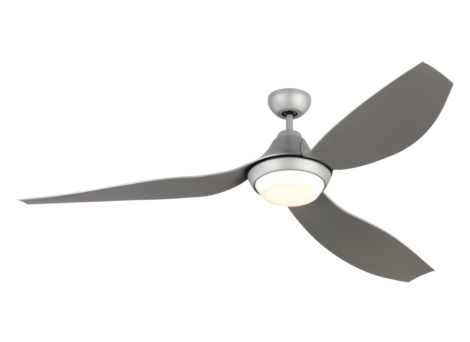 64 inch Ceiling Fan from the Avvo Max collection by Monte Carlo 3AVMR64GRYD