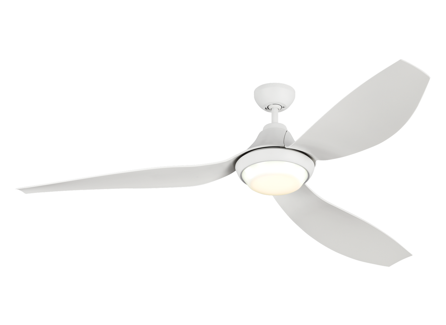 64 inch Ceiling Fan from the Avvo Max collection by Monte Carlo 3AVMR64RZWD