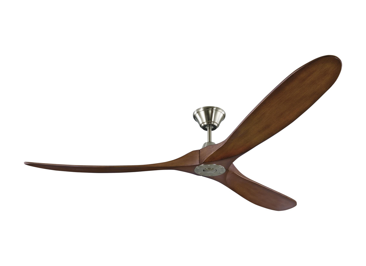 70 inch Ceiling Fan from the Maverick Max collection by Monte Carlo 3MAVR70BSKOA