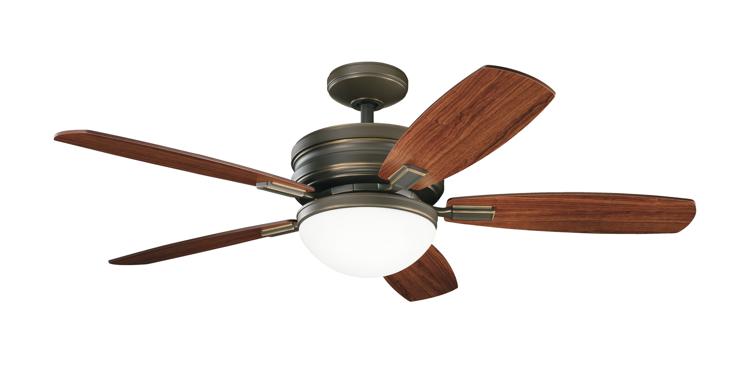 52 inchCeiling Fan from the Carlson collection by Kichler 300238OLZ