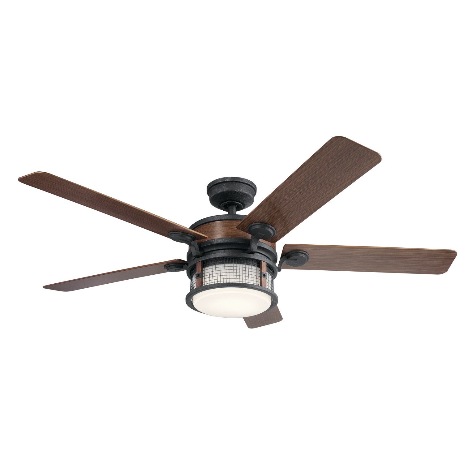 60 inchCeiling Fan from the Ahrendale collection by Kichler 310170AUB