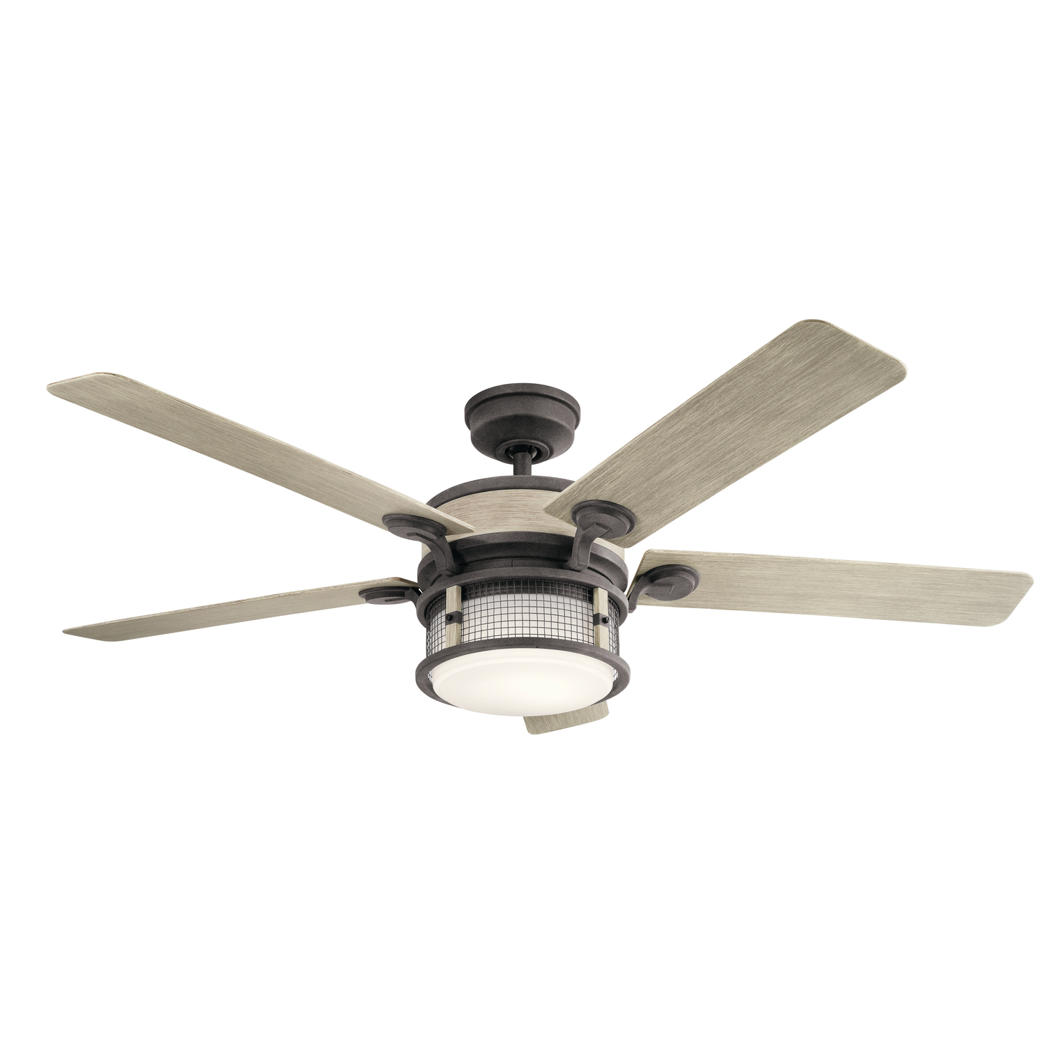 60 inchCeiling Fan from the Ahrendale collection by Kichler 310170WZC