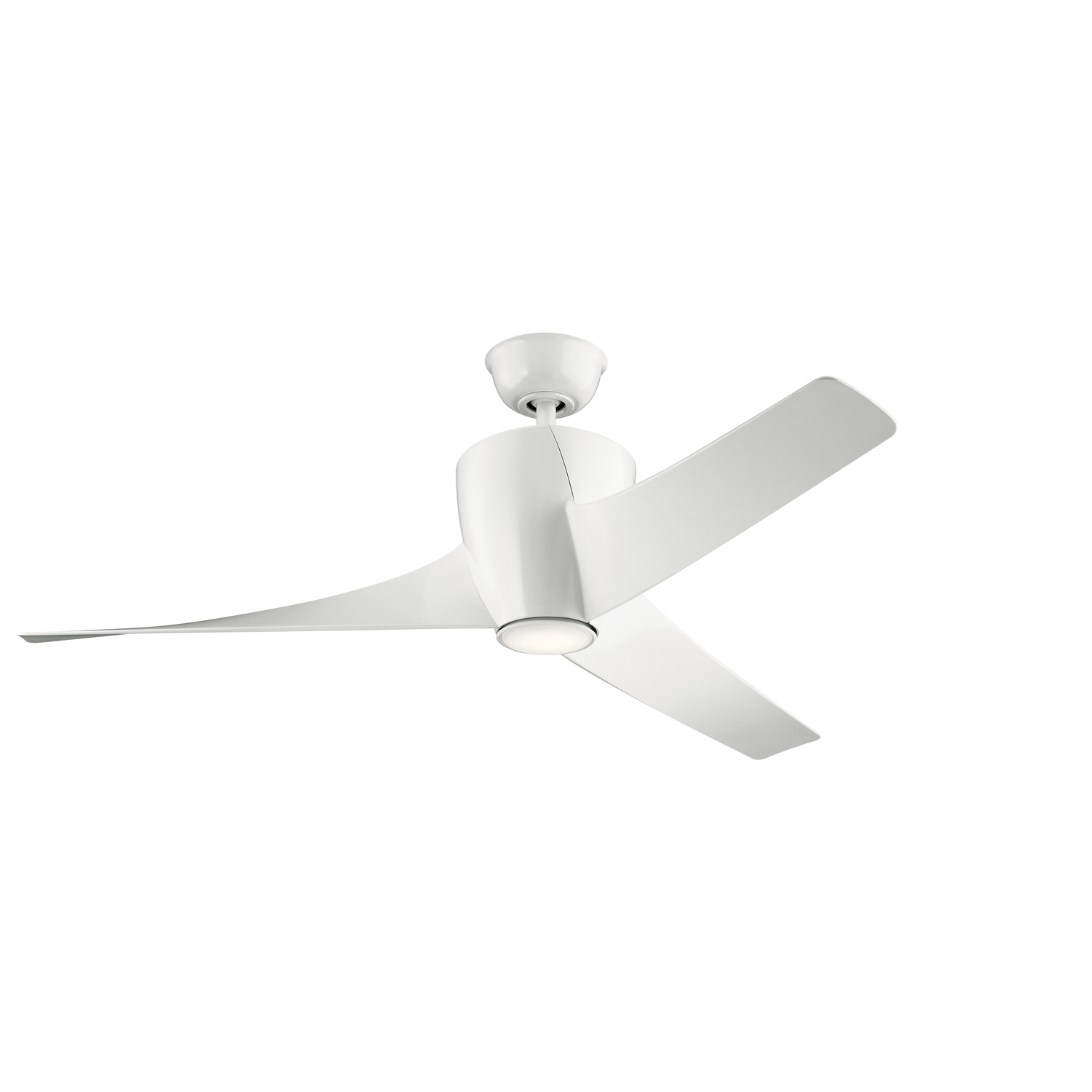 56 inchCeiling Fan from the Phree collection by Kichler 310175WH