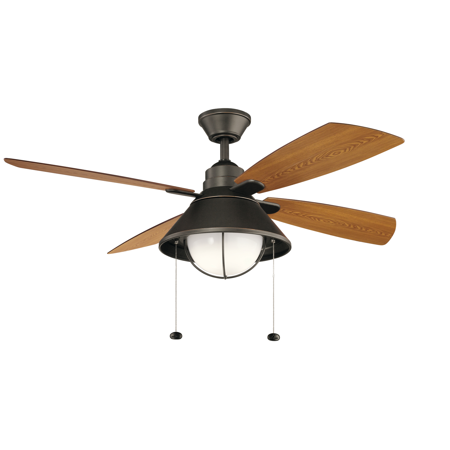 54 inchCeiling Fan from the Seaside collection by Kichler 310181OZ
