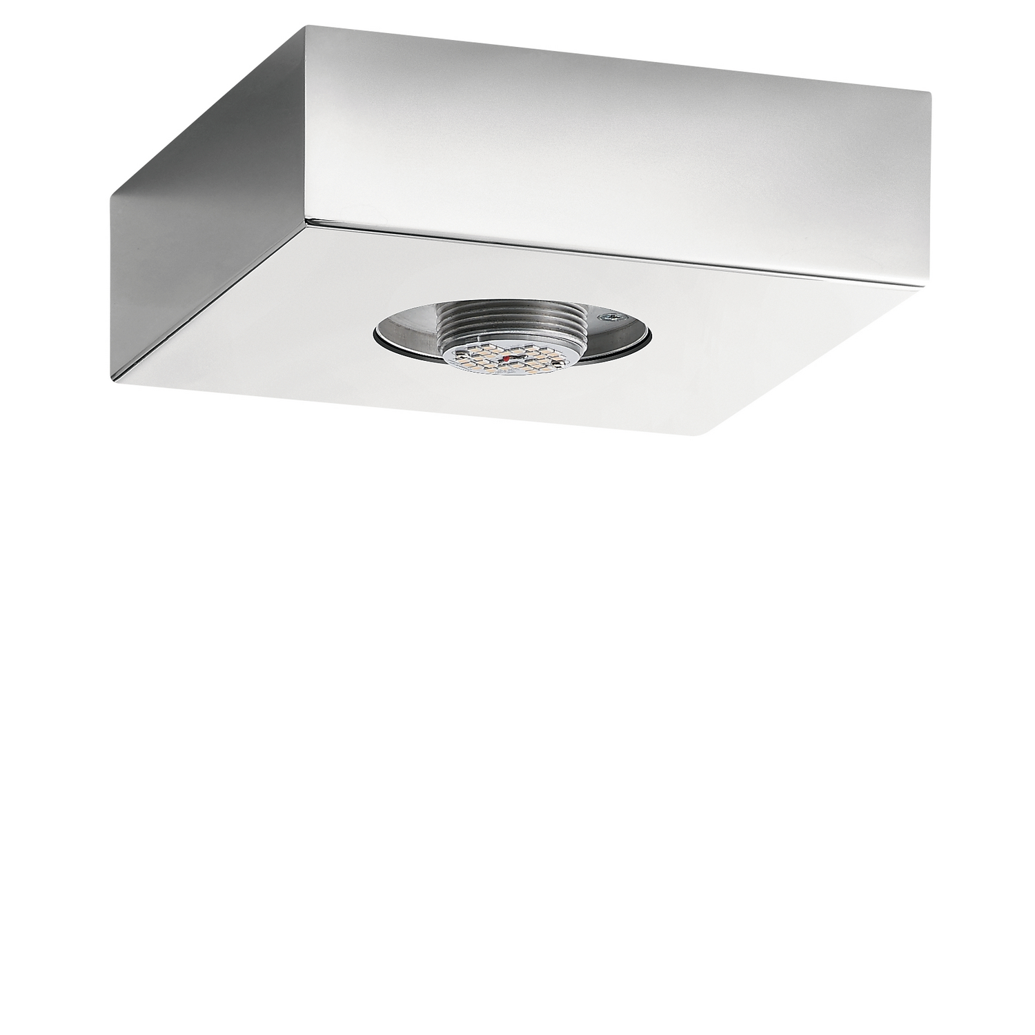 Flush Mount Base Hardware Only