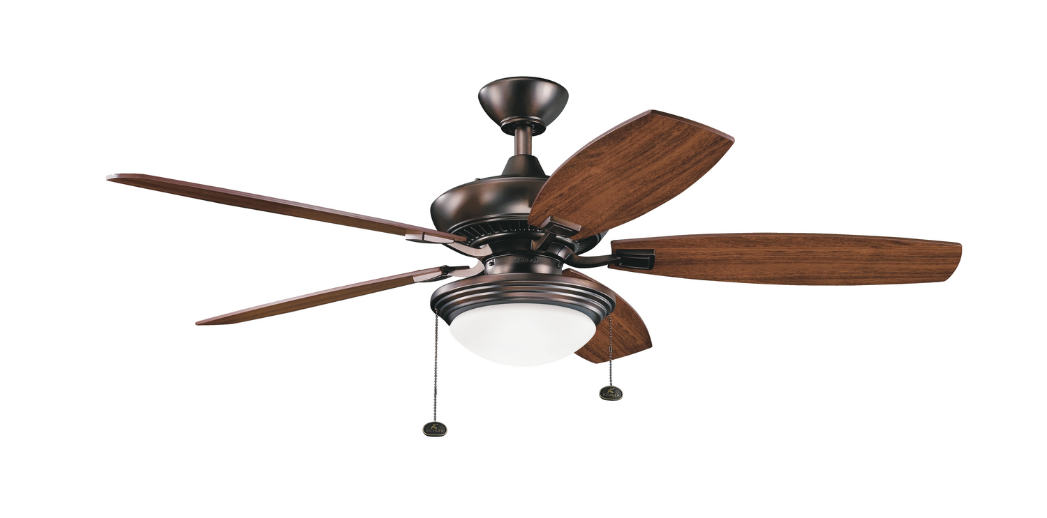 52 inchCeiling Fan from the Canfield Select collection by Kichler 300026OBB