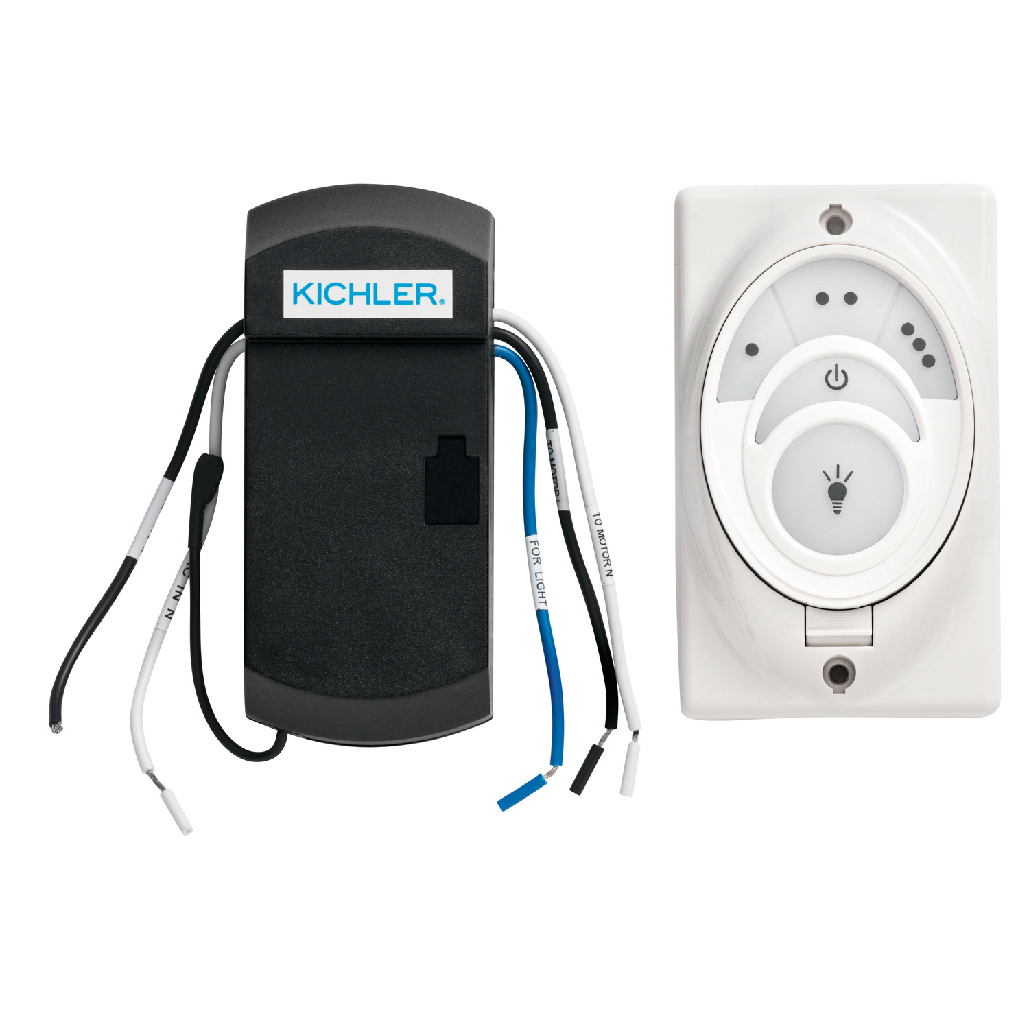 56K Cooltouch Remote Limited F from the Accessory collection by Kichler 370005WHTR