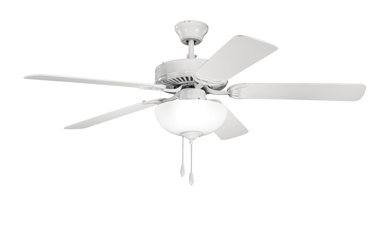 52 inchCeiling Fan from the Basics collection by Kichler 403WH