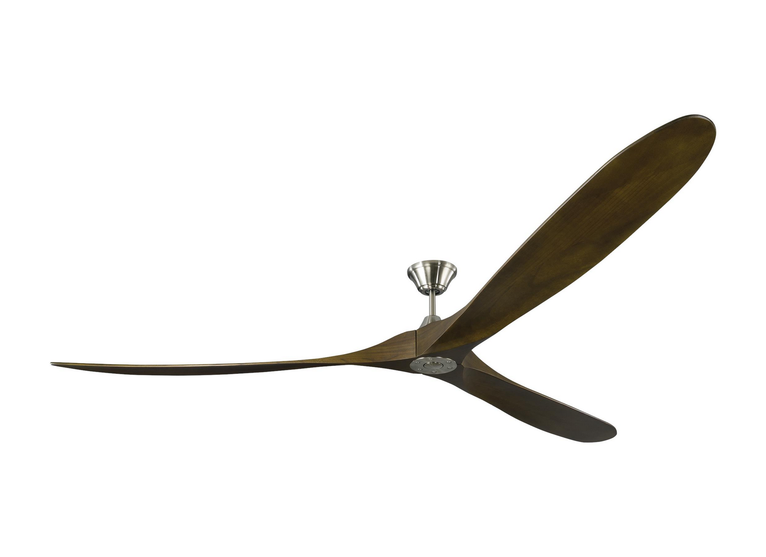 99 inchCeiling Fan from the Maverick Grand collection by Monte Carlo 3MAVR99BS