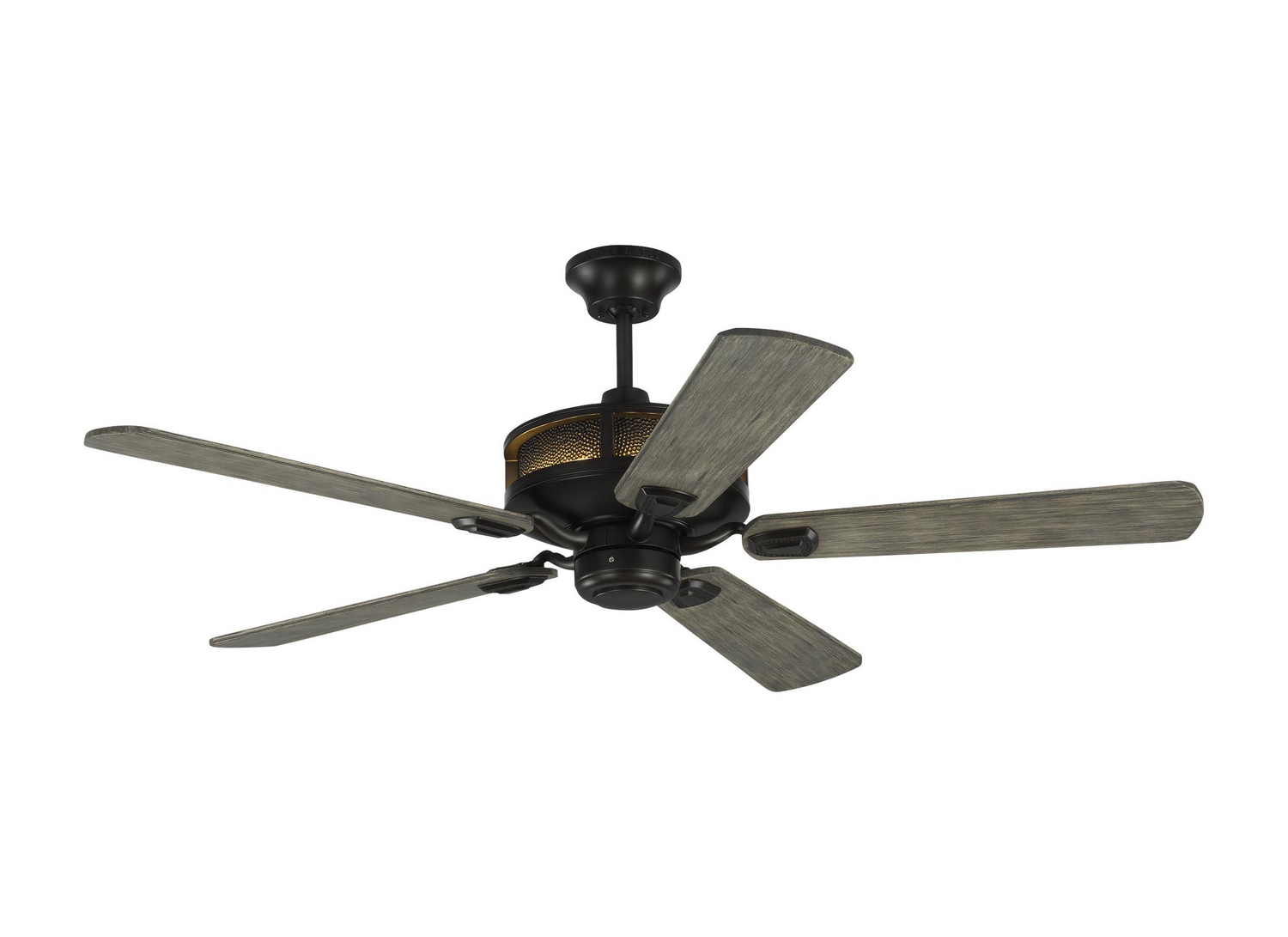 56 inchCeiling Fan from the Artizan collection by Monte Carlo 5AZR56AGP