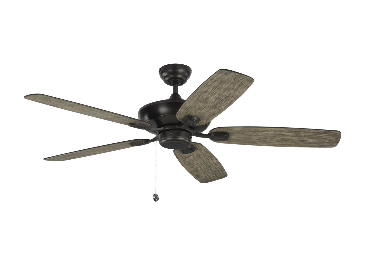 52 inchCeiling Fan from the Colony Max collection by Monte Carlo 5COM52AGP