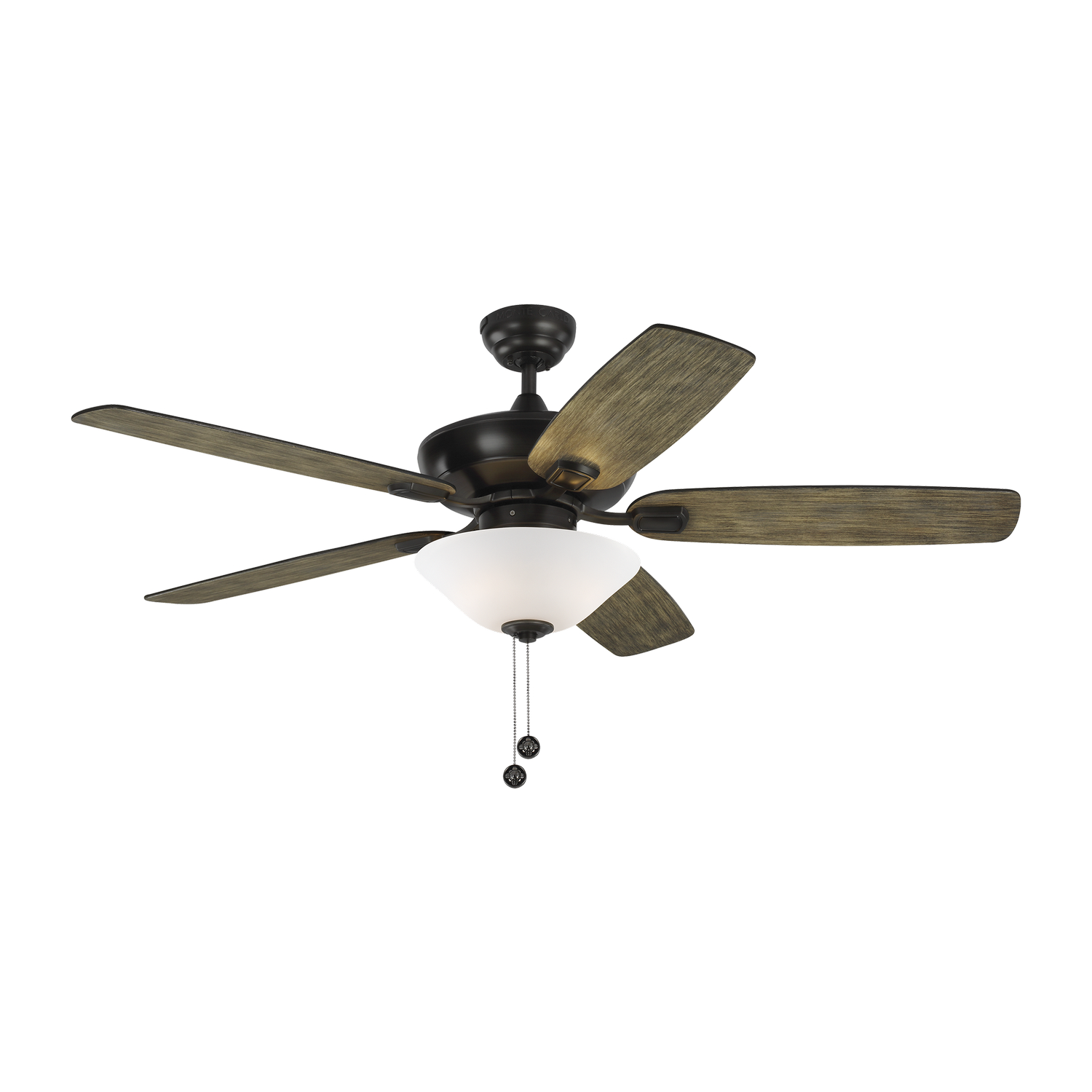 52 inchCeiling Fan from the Colony Max Plus collection by Monte Carlo 5COM52AGPD