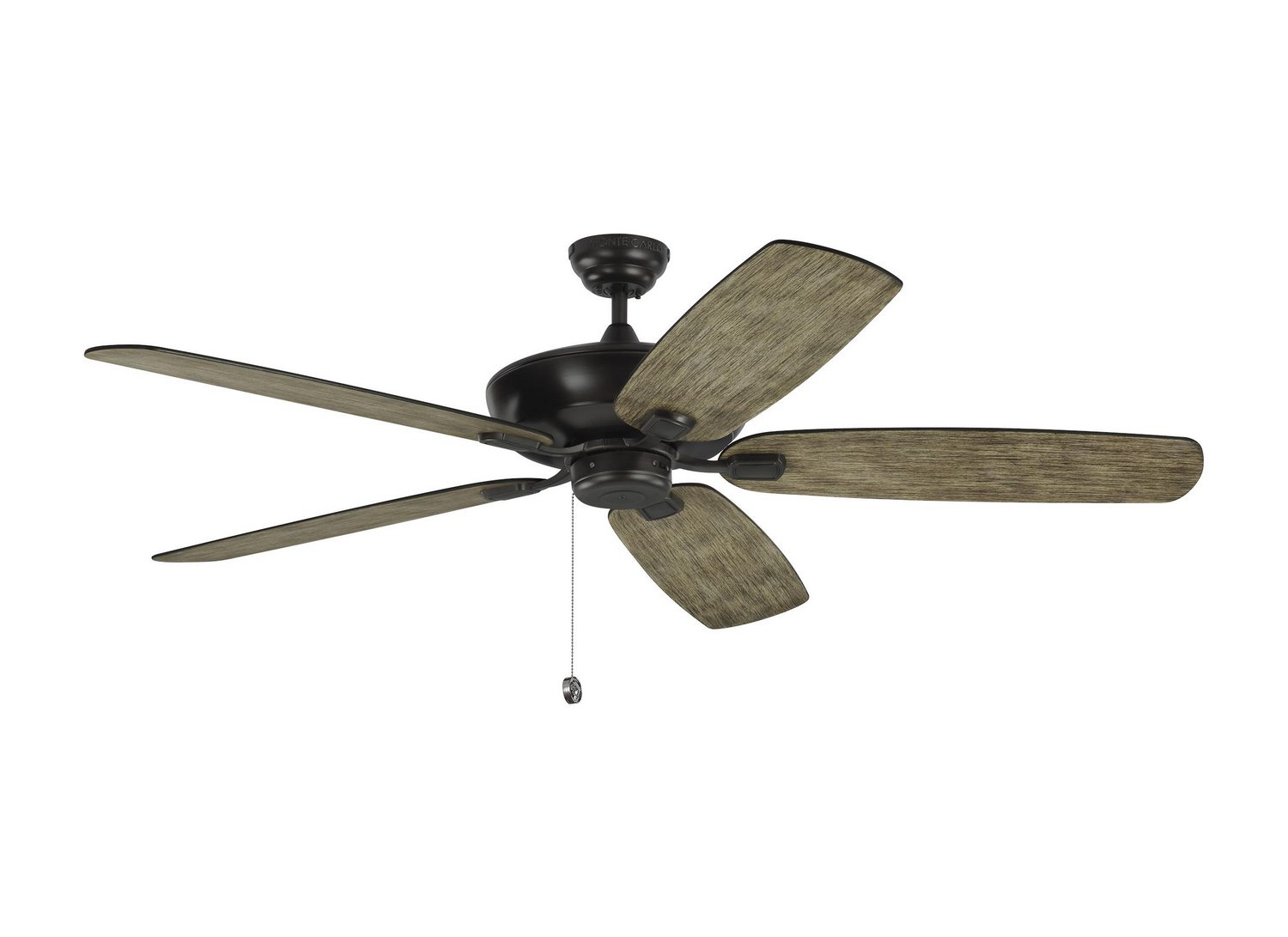 60 inchCeiling Fan from the Colony Super Max collection by Monte Carlo 5CSM60AGP