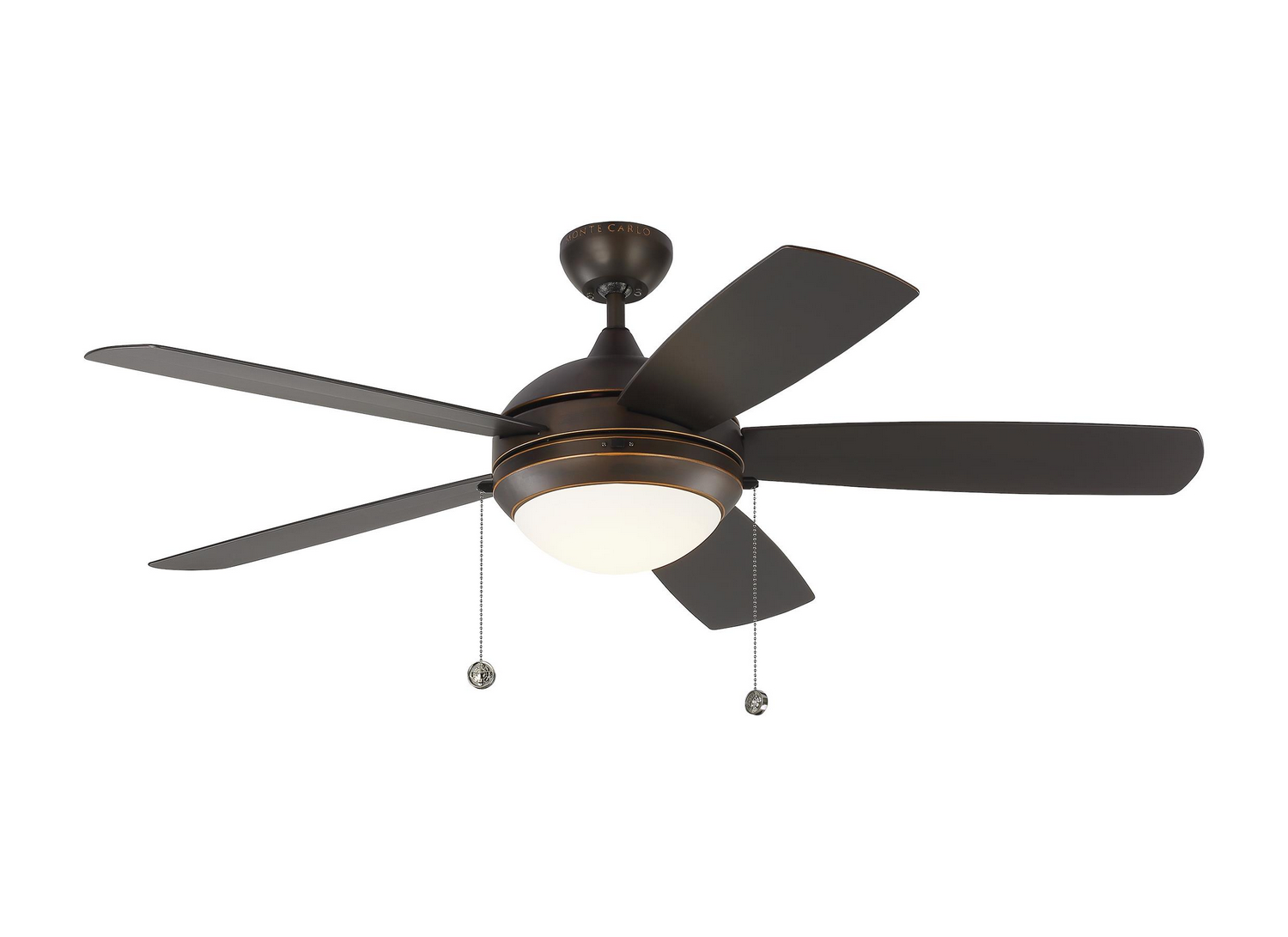 52 inchCeiling Fan from the Discus Outdoor collection by Monte Carlo 5DIW52RBD